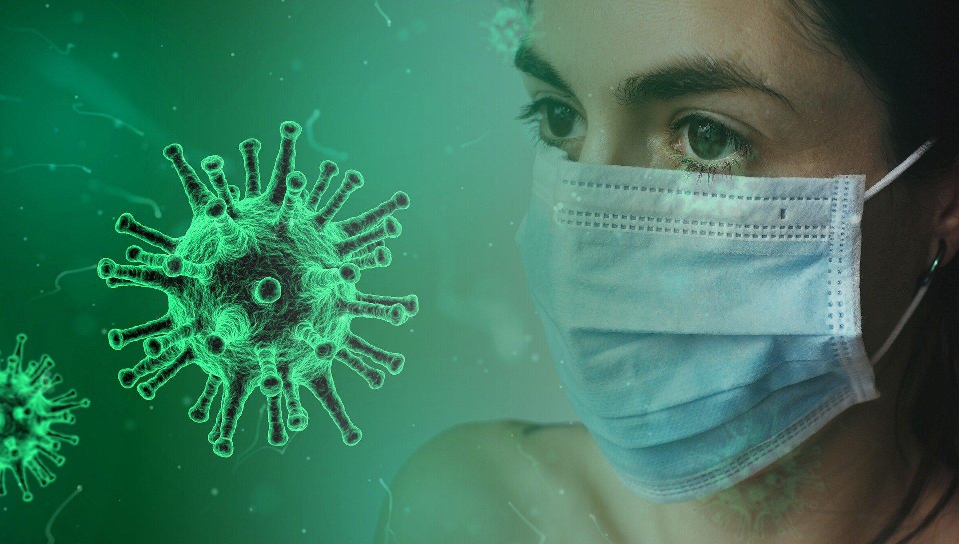 Estudo alemão estima que uso de máscaras pode reduzir contaminações em 40%