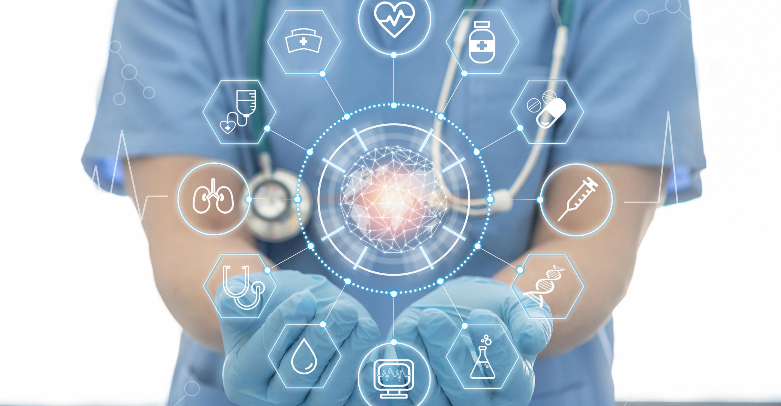 Seminário online gratuito debate futuro da saúde